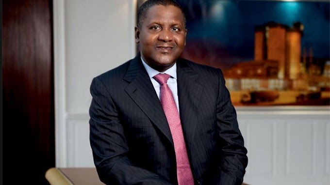 Aliko Dangote: African Richest Man's marriage proposal gets rejected