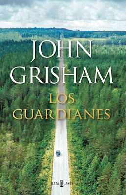 "John Grisham, ""Los guardianes"", exoneración legal, Justicia USA"
