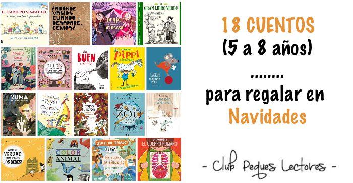 cuentos libros infantiles navidad 5 a 8 años