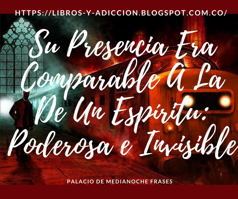El Palacio De MediaNoche Reseña Carlos Ruiz Zafón