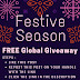 festive season global giveaway