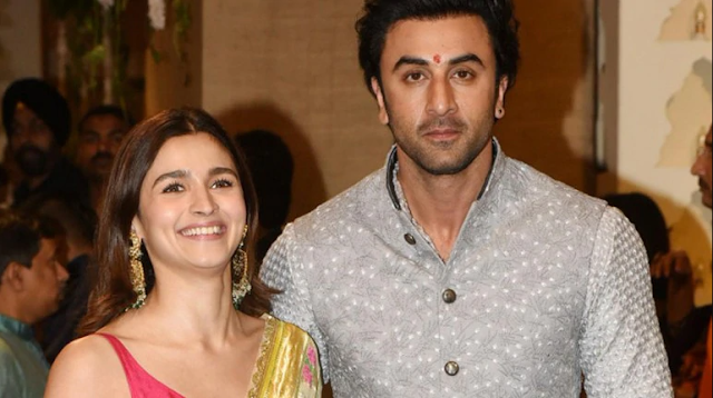 Ranveer kapoor and Alia bhatt