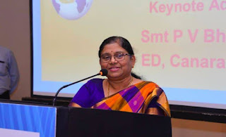P. V. Bharathi appointed as MD and CEO of Corporation Bank