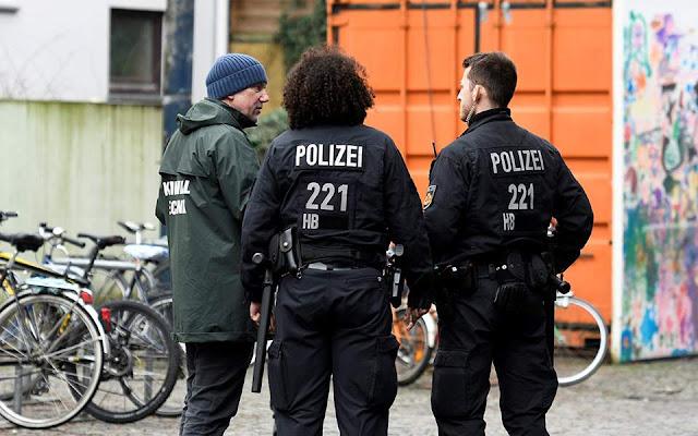Γερμανία: Συλλήψεις υπόπτων για σχεδιασμό τρομοκρατικών επιθέσεων