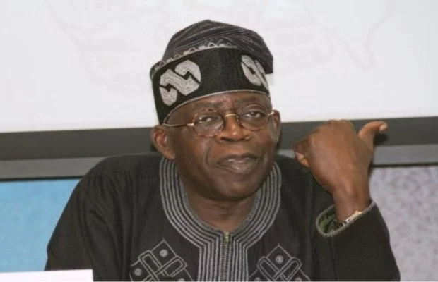 Bola Tinubu reacts as Abba Kyari takes bill to Buhari in UK