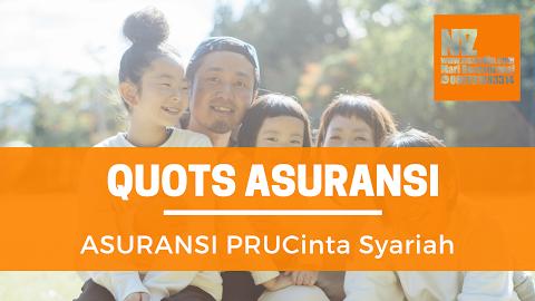Quotes Asuransi ( PRUCinta )