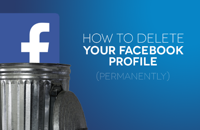 Deleting Facebook Account Forever - Permanent FB Account Deletion
