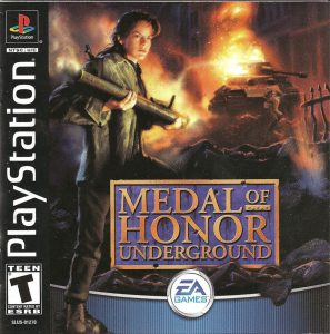 Download Medal Of Honor Underground - Torrent (Ps1)