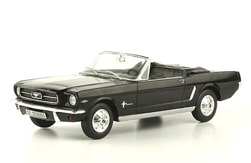 Ford Mustang 1965 coches inolvidables salvat