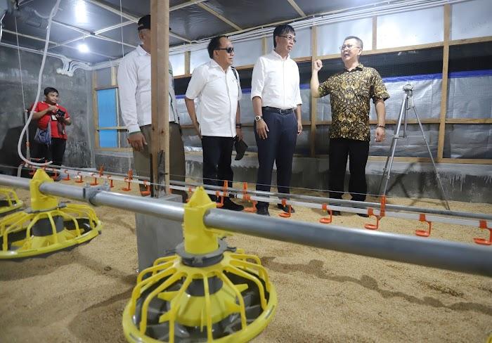 JAPFA dan Unsyiah Dirikan Teaching Farm di Ie Suum Aceh Besar