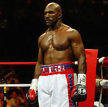 VIDEO: Boxing Legend Holyfield Prepares For Tyson Showdown