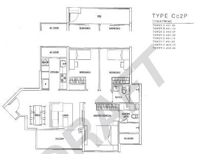 Condo Launch Singapore Condo Floor Plans
