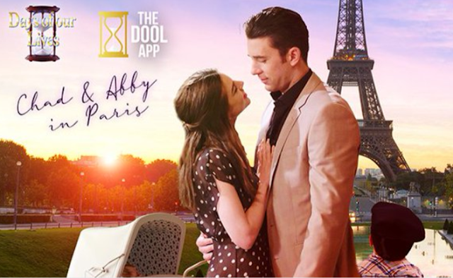 'Days' launches Digital Series 'Days of our Lives: The Digital Series' with 'Chad and Abby in Paris'