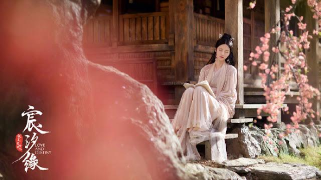 love and destiny xianxia Zhang Zhixi