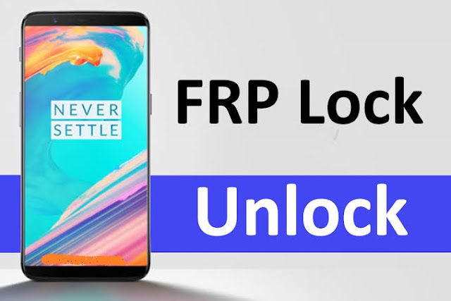 Apps For FRP Setup