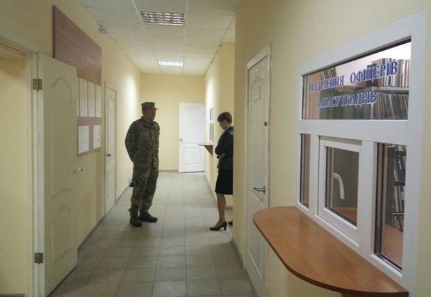 Реформування військкоматів відкладено на півроку