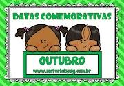 DATAS COMEMORATIVAS - OUTUBRO