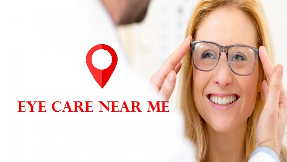 Eye Care Near Me