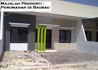 Perumahan Murah di Bau-Bau, Sejuta Rumah