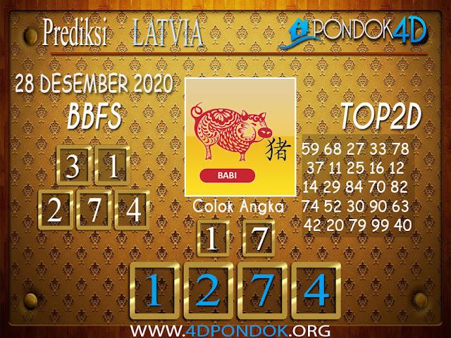 Prediksi Togel LATVIA PONDOK4D 28 DESEMBER 2020
