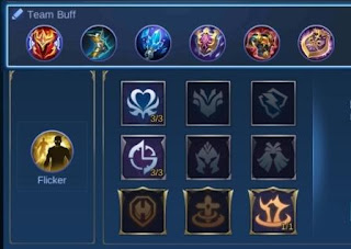 The strongest Atlas item in M2 Mobile Legend