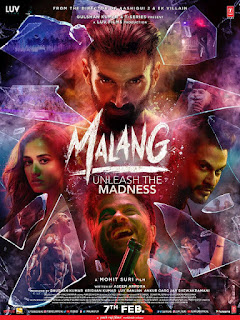 Malang (2020) Hindi Full Movie Download 300MB 480p PreDVDRip