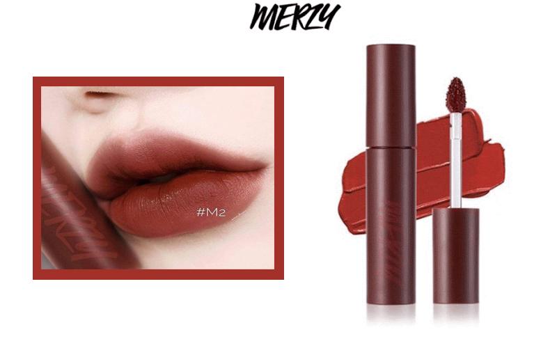Review son Merzy M2 là màu gì? Tại sao lại được yêu thích đến vậy?