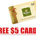 EXPIRED!! FREE $5 PANERA BREAD GIFT CARD!!