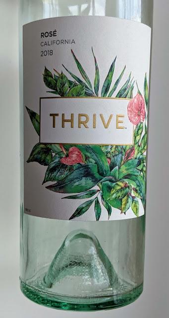 Thrive rose recipe