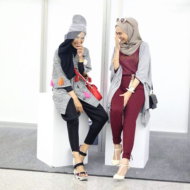 model ibaju santaii casual remaja muslimah terbaru resa mayori