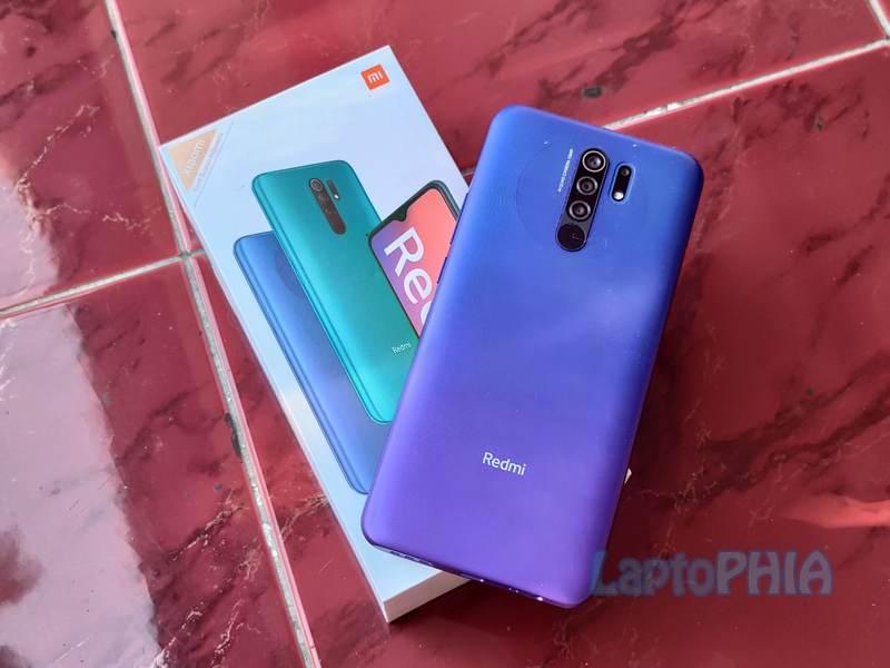 Desain Xiaomi Redmi 9