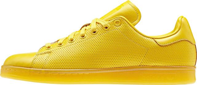 Stan Smith Adicolor amarelo preço