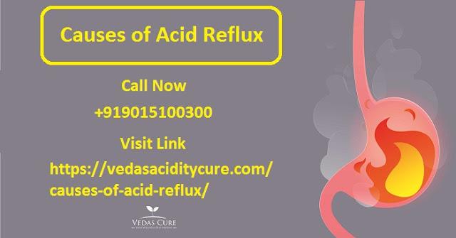 Causes-of-Acid-Reflux