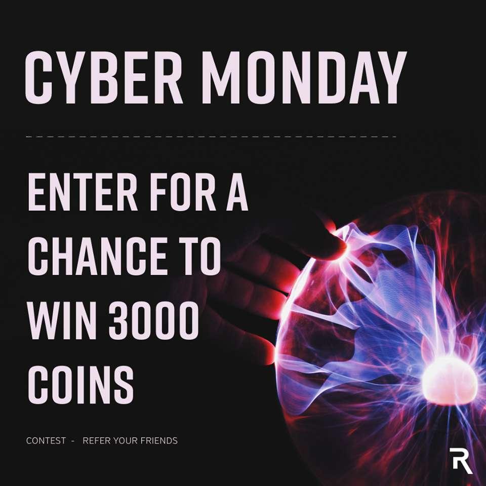 Cyber Monday Wishes Beautiful Image