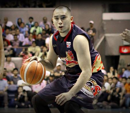Paul Lee Finals MVP PBA