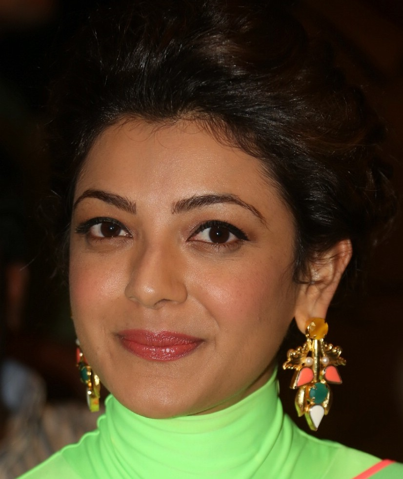Kajal Aggarwal Hot Top 10 Face Close Up Photos Gallery