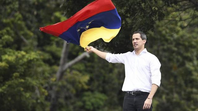 Guaidó llama a la ciudadanía a movilizarse en las calles