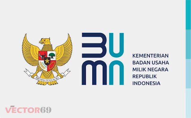 Logo Kementerian BUMN Republik Indonesia (Baru 2020) - Download Vector File SVG (Scalable Vector Graphics)