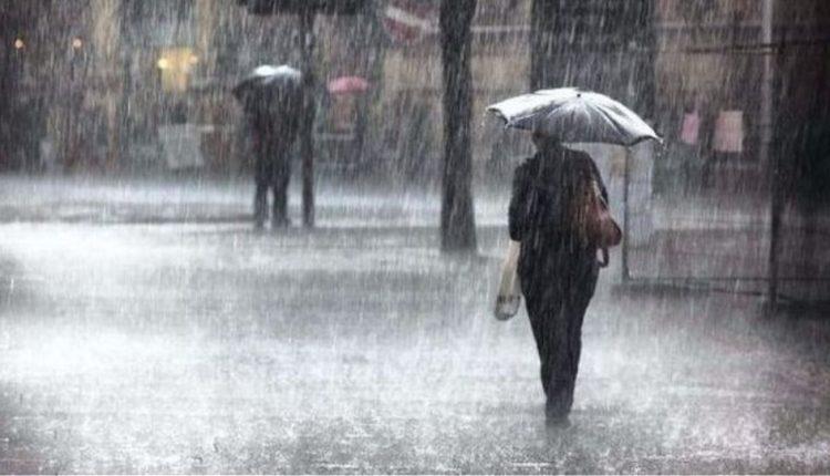 Βροχές και σποραδικές καταιγίδες την Πέμπτη – Έρχεται αφρικανική σκόνη.