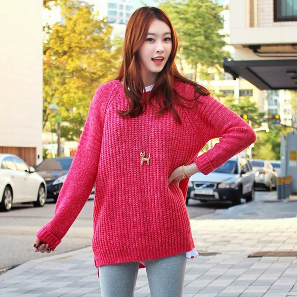 Dress Korea | Baju Korean : 20 Trend Baju Korea 2014 untuk ...