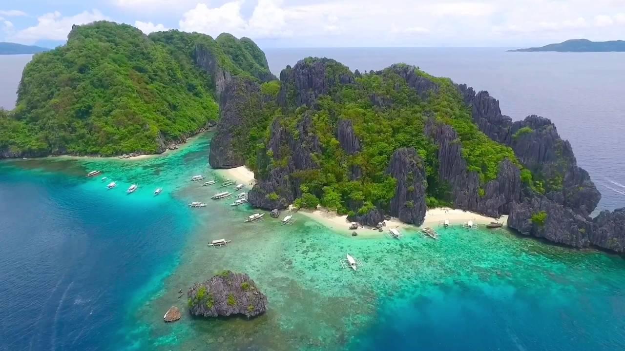 Остров Симидзу на Филиппинах