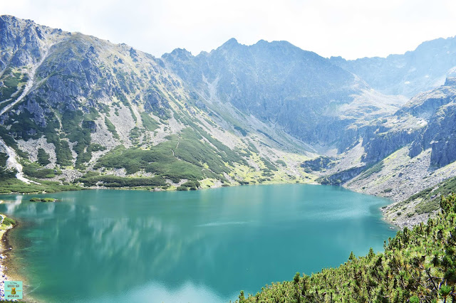 Staw Gasienicowy, Parque Nacional de los Tatras