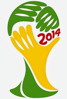 2014 World Cup in Brazil logo