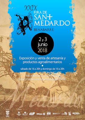 Feria San Medardo Benabarre Huesca
