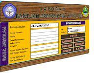Buku Kas Umum ( BKU ) Untuk laporan BOS dalam bentuk Aplikasi Format Excel
