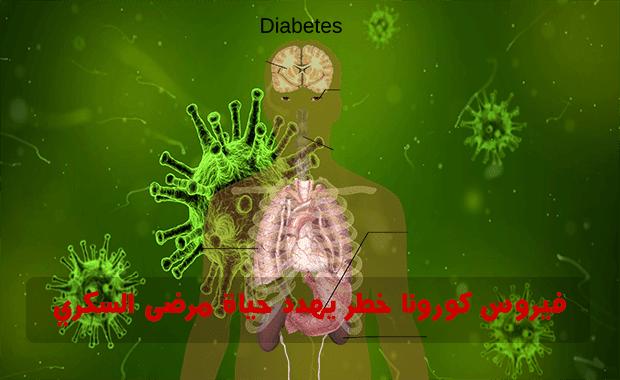 فيروس كورونا خطر يهدد حياة مرضى السكري