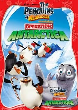 Penguins of Madagascar: Operation Antarctica (2012)
