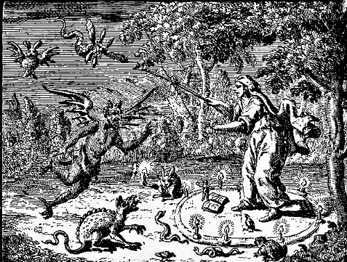 a history of witchcraft in the medieval time period Witchcraft in the middle ages the spread of witchcraft until large portions of medieval europe devil from ancient times to the period of the new.
