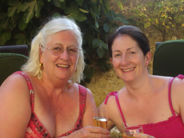 steph and her mum, 2009