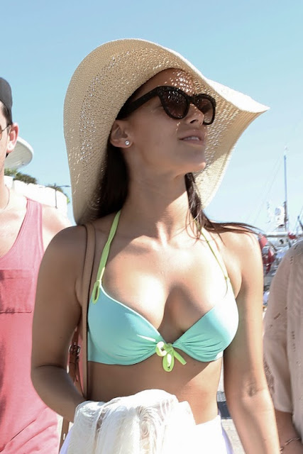 JESSICA LOWNDES -  CANNES, FRANCE